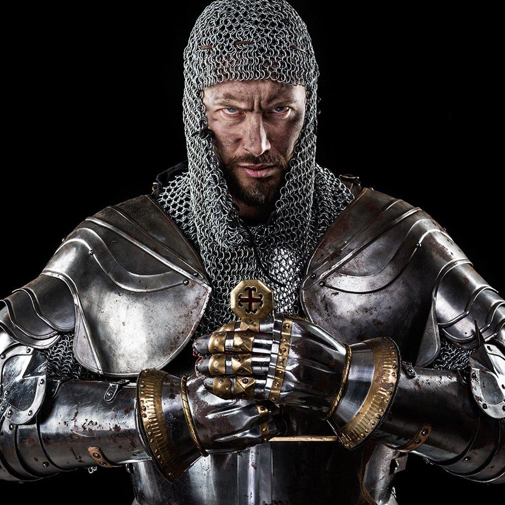 Il cavaliere e la sua chiave