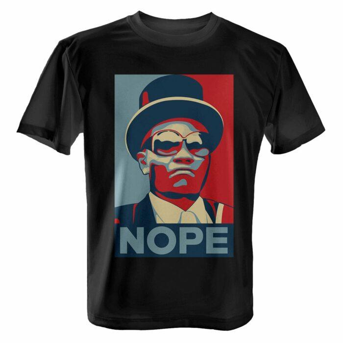 Nope - Campagna Presidenziale Ghana T-shirt