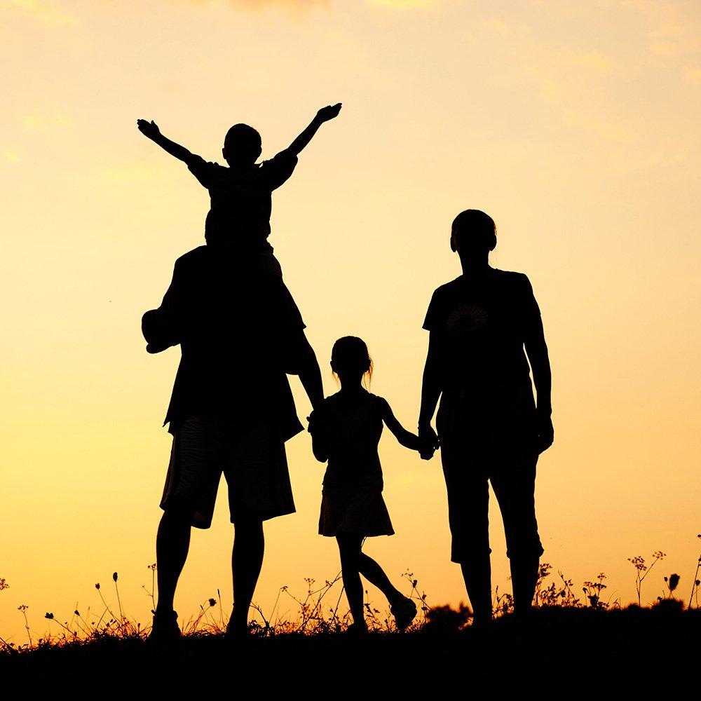 Una famiglia decisamente particolare